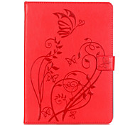 Variety Of Colors Embossed Pattern Holster For  IPAD6