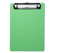 A5 Plastic Clip Board (Random Colors)
