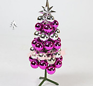 Desktop Christmas Tree Decorations Christmas Ball Ornaments Christmas Tree Balls Tower Tree Christmas Ornament