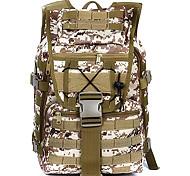 10 L Backpack Waterproof Green Nylon