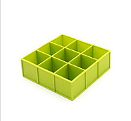 Silicone Ice Cube Mold Ice Lattice Ice Box Square Thickened Iced Drinks Food Grade Fda