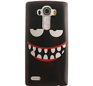 Smiling Face Painting Pattern TPU Soft Case for LG G4/G4Mini/G4C/G3Mini/G3