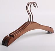 1PC 30CM*18.5*CM*1.2CM Luxury Wood Hangers