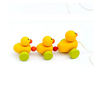 Yellow Duck Walker Toy