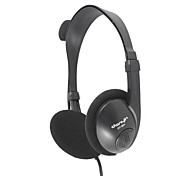 DANYIN DT-301 Stereo Headphones (Headband) For Music /Calling With Microphone / DJ / Volume Control