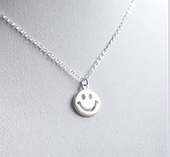 Fashion Smile Necklace
