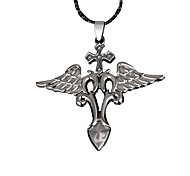 Cross Angel Pendant