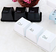Keyboard Cup Fashion Plastic Cups Cup Cup Shape Button Keyboard Glass