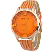 Woman Dial Diamond Butterfly Wrist Watch