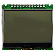 Módulo de Display LCD 12864g-086-pc12864 com interface serial fonte chinesa