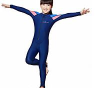 Others Kid's Diving Suits Diving Suit Compression Wetsuits 2.5 to 2.9 mm Blue S / M / L / XXL / XXXL Diving