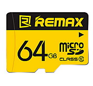 Remax 64gb class10 de 24 m / s tarjeta del tf de flash