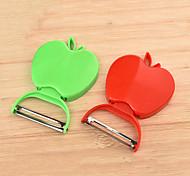 1 Pças. Peeler & Grater For para Vegetable / para Frutas Aço Inoxidável Alta qualidade / Creative Kitchen Gadget / Novidades