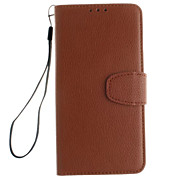 Litchi Grain Wallet Stand Shell Cover PU Leather With Phone For One Plus/One Plus Two/One Plus Three
