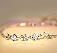 Fashion Flower Bracelet