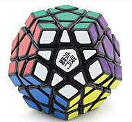 Magic Cube / Puzzle Toy IQ Cube Yongjun Five-layer Professional Level Smooth Speed Cube Magic Cube puzzle Black / White