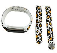 Smart Strap Bracelet Colorful Printing Silicone Bracelet For Fitbit Alta(12)
