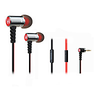 Beevo EM220 In-Ear Earphone Special Edition Headset Go Pro Earphones Clear Bass Earphone With Microphone