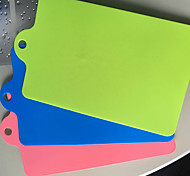 Kitchen Category Colorful Cutting Board Cutting Board Cutting Board Sterile Bendable Cutting Board