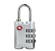 Travel Customs Lock(Initial Password 000)