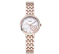 KEZZI® Hongkong love face jewelry lady quartz gift watches1453