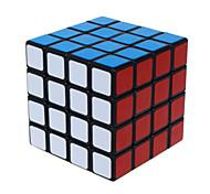 Cubos Mágicos 4*4*4 Velocidade Cube velocidade lisa Preta PVC / ABS Brinquedos