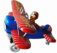 The Air Wind-up Toy Leisure Hobby  Metal Red For Kids