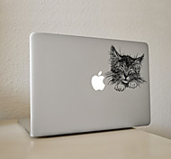 Cathead Decorative Skin Sticker for MacBook Air/Pro/Pro with Retina