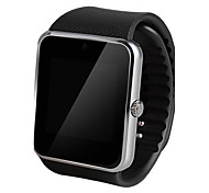 Smart Watch GT08 Fitness Clock Phone Sim Card Slot Push Message via Bluetooth for IOS Android Phone