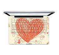 Super MOE Color 007 Full Keyboard PVC Scratch Proof For MacBook Air 11 13 15,Pro13 15,Retina13 15,MacBook12