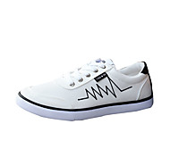 Other Other Casual Shoes Men's Breathable Low-Top Leisure Sports White / Black