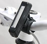 Luces para bicicleta Luz Frontal para Bicicleta Luz Trasera para Bicicleta - Ciclismo Fácil de Transportar Advertencia Otro 10 Lumens USB