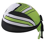 Bandana Bike Breathable Limits Bacteria Sweat-wicking Sunscreen Unisex Green Terylene