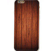 IMD Crafts Wooden Pattern High Quality Soft Phone Case for iPhone 6/6S/6 Plus/6S Plus