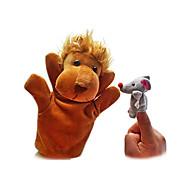 Пальцевая кукла Игрушки Лев Игрушки Новинки Мальчики Девочки Куски