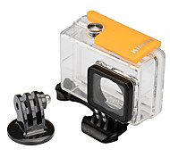 KingMa® BMGP256+BMGP05 Waterproof Housing Mount/Holder For Xiaomi CameraDiving & Snorkeling Skate Snowmobiling Ski/Snowboarding Hunting