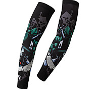 Arm Warmers Bike Breathable / Quick Dry / Ultraviolet Resistant / Compression / Anti-skidding/Non-Skid/Antiskid / Comfortable / Sunscreen