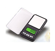 Mini Jewelry Electronics Scales(Weighing Range: 200G/0.1G)