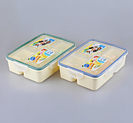 YEEYOO Brand Promotion BPA Free Durable Lockable Kids Lunch Box Wholesale