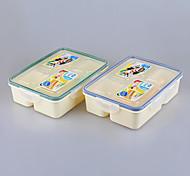 boîte durable sans la promotion de bpa de marque yeeyoo des enfants verrouillables déjeuner Vente en gros