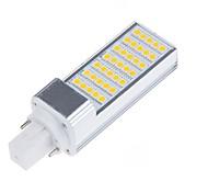 10W E14 / G23 / G24 / E26/E27 Luci LED Bi-pin T 35 SMD 5050 900-1000 lm Bianco caldo / Luce fredda DecorativoAC 85-265 / AC 220-240 / AC
