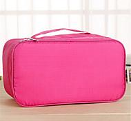 bolso de ropa interior sujetador acabado bolsa de cosméticos portátil bolsa de lavado