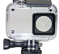 1PCS Gopro Accessories Waterproof Housing For Xiaoyi Dust Proof / Anti-Shock / Waterproof