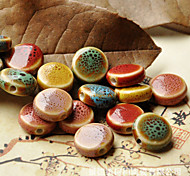 поделки ювелирные изделия керамические шарма для браслета