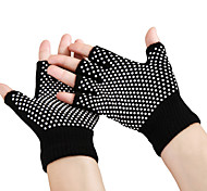 Fingerless Gloves Unisex Keep Warm Ski & Snowboard Pink / Black / Blue Cotton Free Size-Others