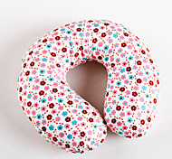 Travel Travel Pillow Travel Rest Fabric Pink