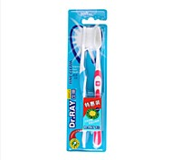 Super Soft Toothbrushes,Adult by Medline for Two Preferential