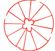 SYMA X5HW / X5HC  Red Plastic Propeller Guards 1 Piece