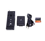 déclencheur appareil photo cordon télécommande sans fil pour Nikon D300 D800 D800E D7100 D3200 D5200, Kodak dsc14n, Fujifilm S3Pro