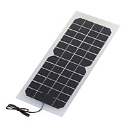 10W 12V Monocrystalline Solar Panel with DC Charge Cable for 12V Battery (SWR1012D)